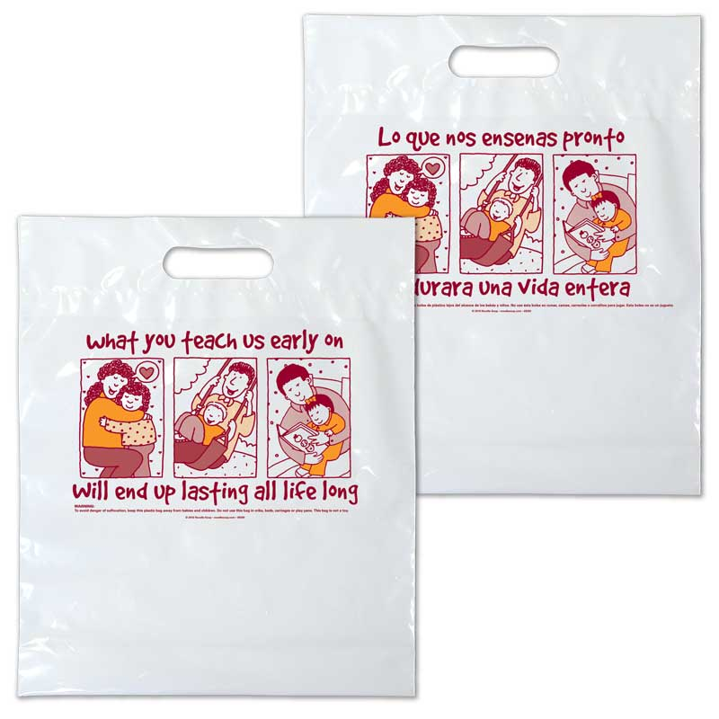 Plastic Bag What You Teach Us Early On