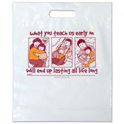 Plastic Bag What You Teach Us Early On - English