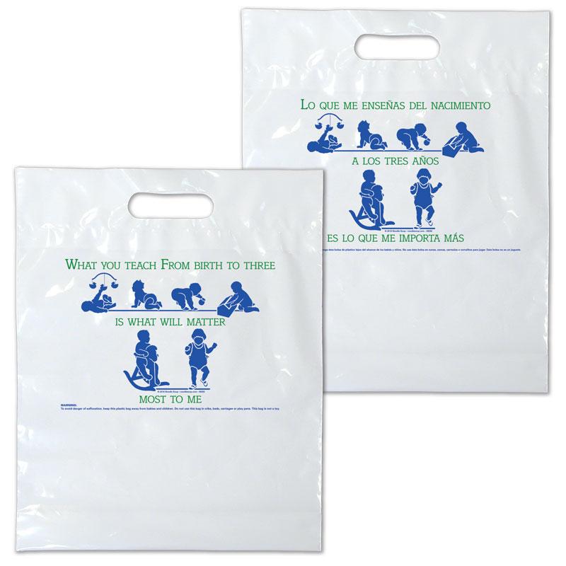 Plastic Bag Birth to Three