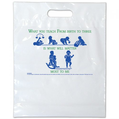 Plastic Bag Birth to Three - English
