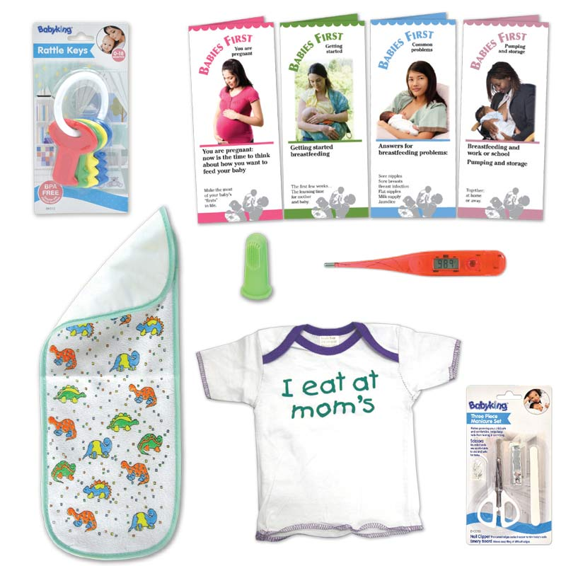 Breastfeeding Newborn Kit
