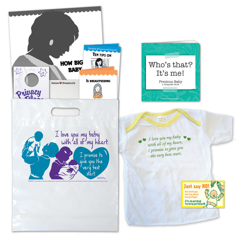My Promise Prenatal Breastfeeding Kit