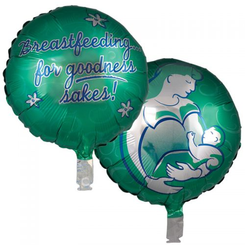 Balloon Breastfeeding for Goodness Sakes!