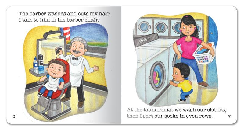 My Community Little Book - 3