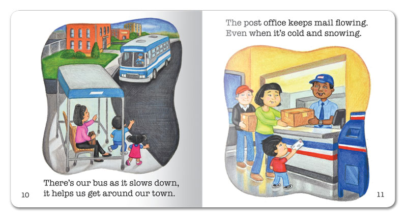 My Community Little Book - 4