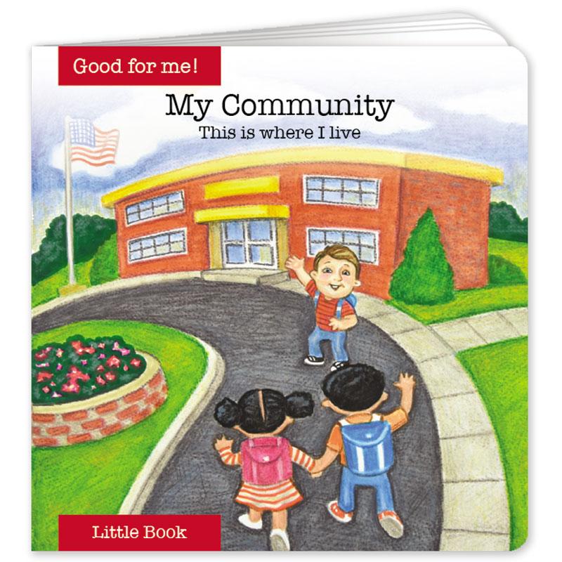 My Community Little Book