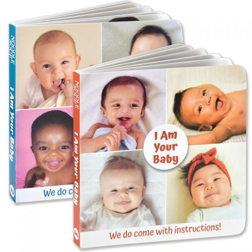 I Am Your Baby Board Book Set