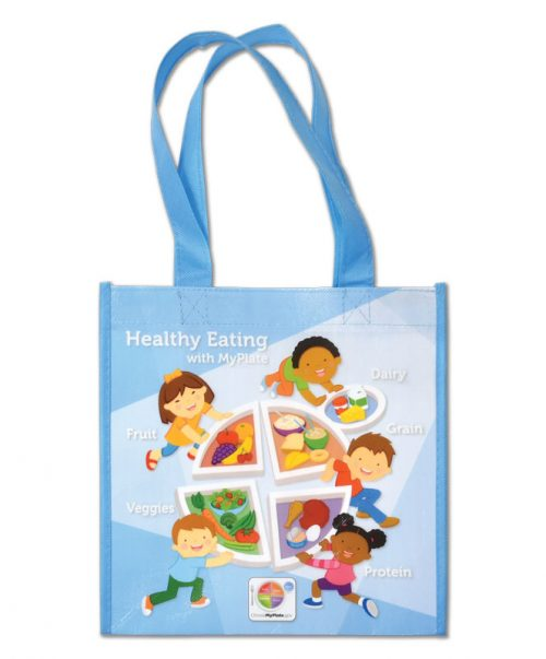 MyPlate for Kids 7-Piece Kit - Bag