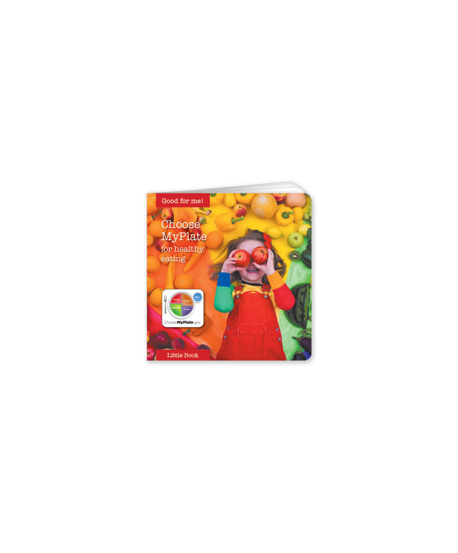 MyPlate for Kids 7-Piece Kit - Book