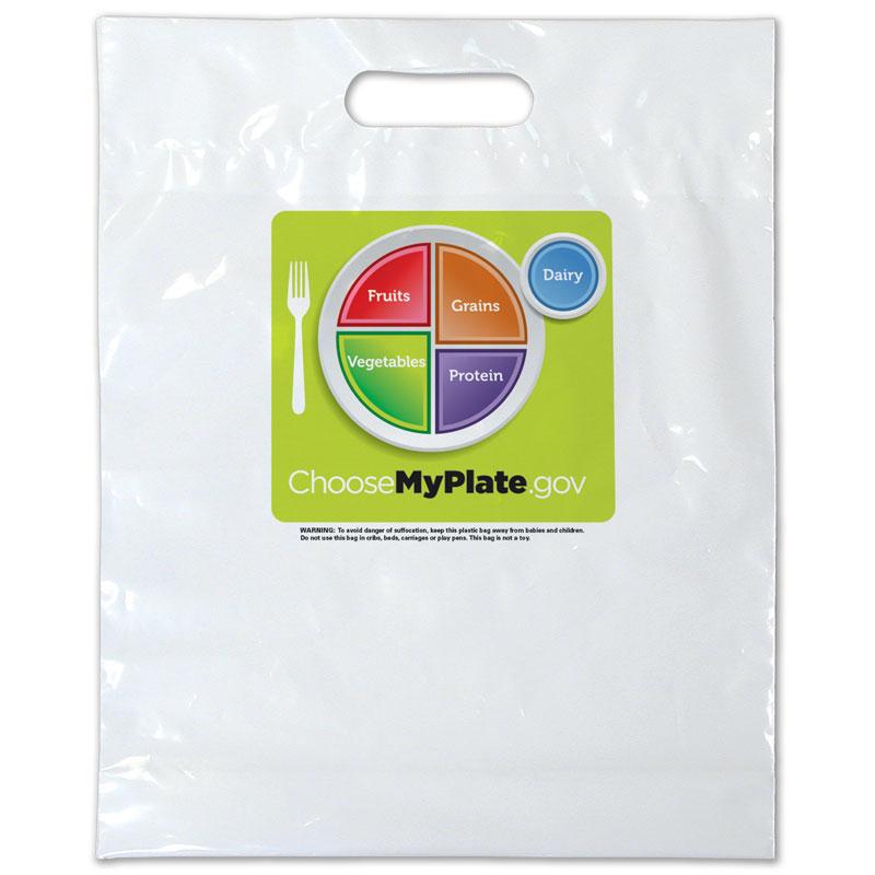 Plastic Bag MyPlate