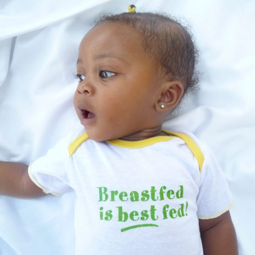 Breastfed is Best Fed! - Large