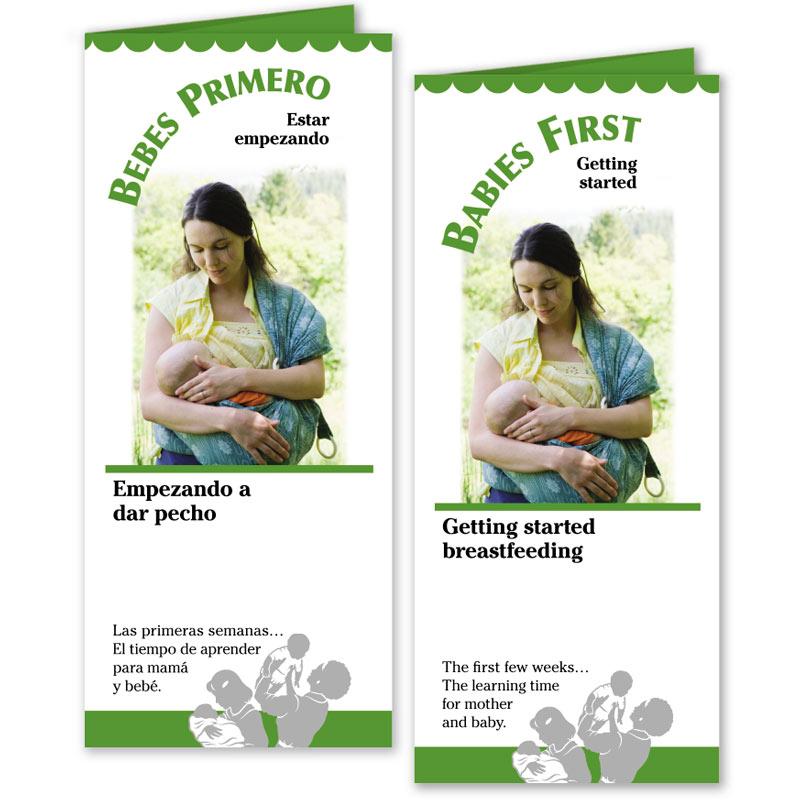 Getting Started Breastfeeding