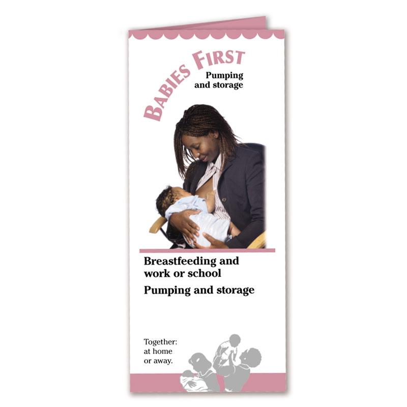 Breastfeeding and Work or School - English