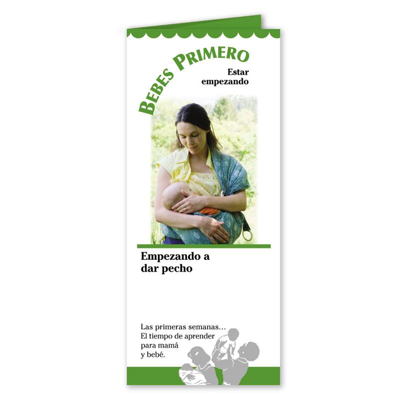 Getting Started Breastfeeding - Spanish