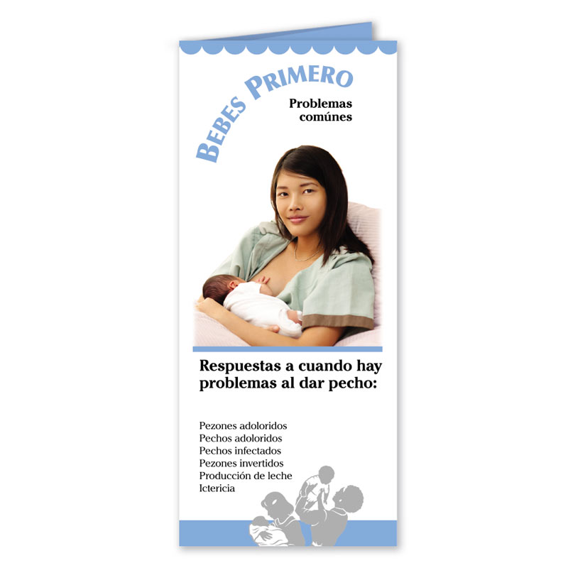 Answers for Breastfeeding Problems - Spanish