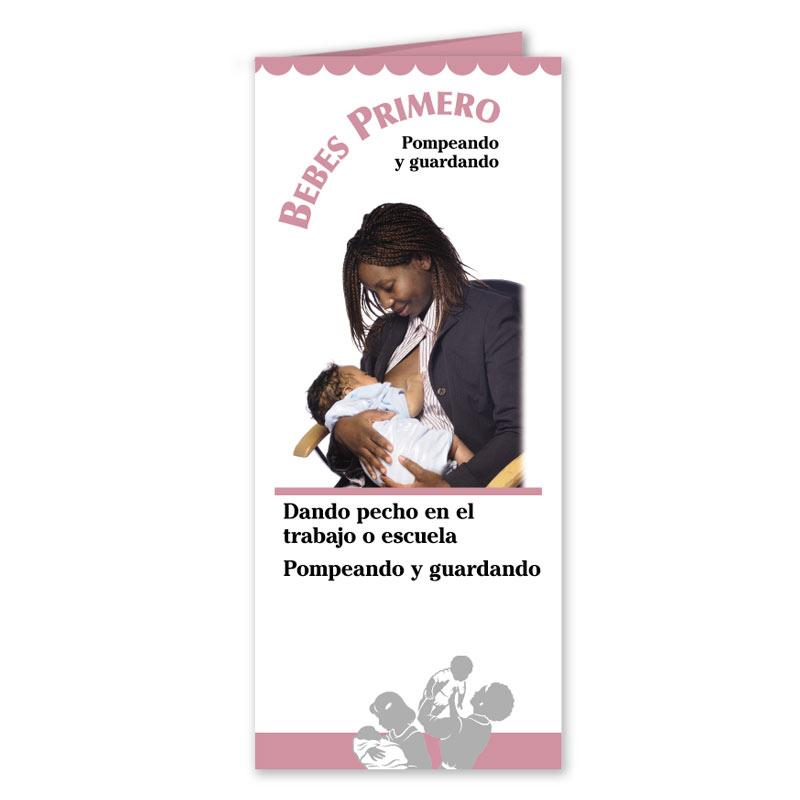 Breastfeeding and Work or School - Spanish
