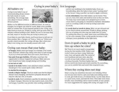 Coping with Crying & Colic