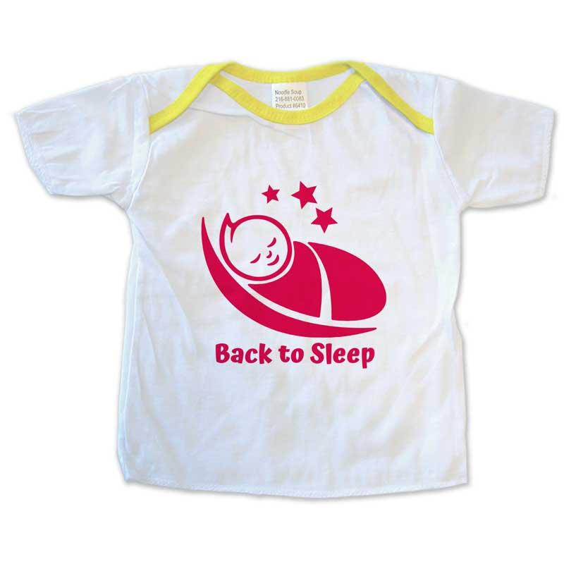 Back to Sleep t-shirt