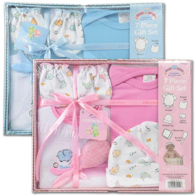 7 Piece Gift Set