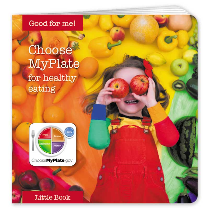Choose MyPlate Little Book
