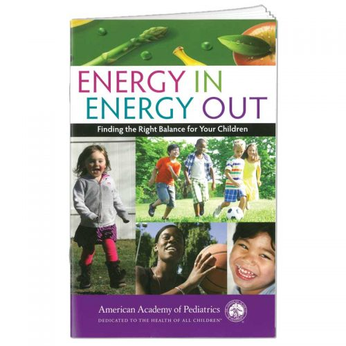 Energy In Energy Out booklet