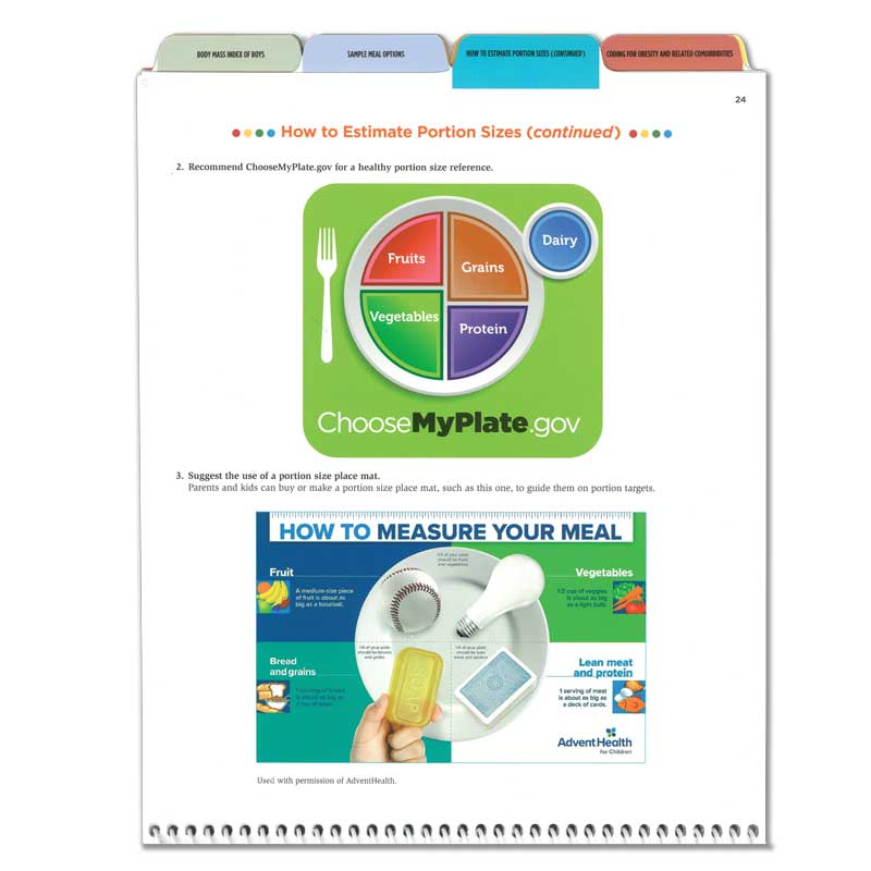 5210 Pediatric Obesity Chart