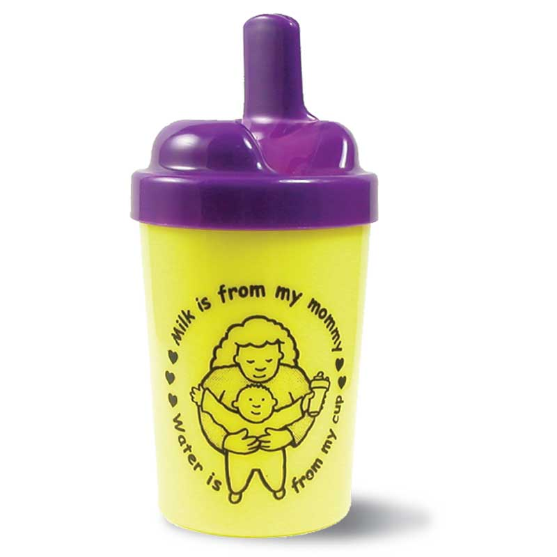 Mommy Milk sippy cup