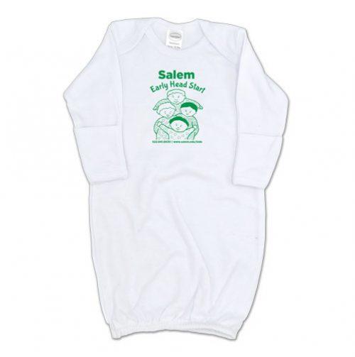 Cotton Infant Gown