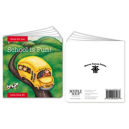 Customized School is Fun! Little Book