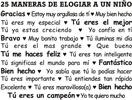 25 Ways to Praise Spanish