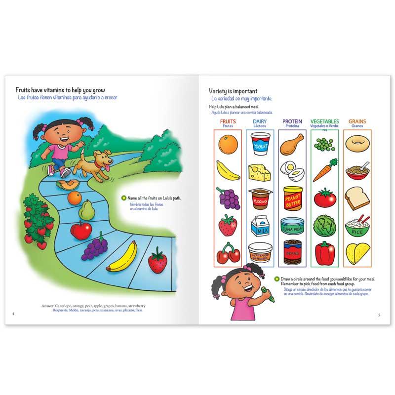 Louis and Lulu Healthy Foods
