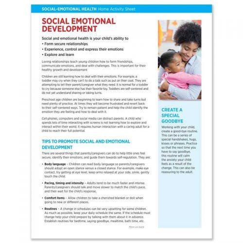 Social Emotional Health curriculum kit