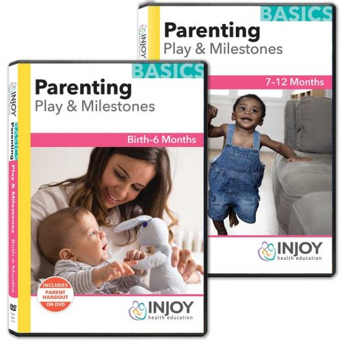 Play and Milestones DVDs