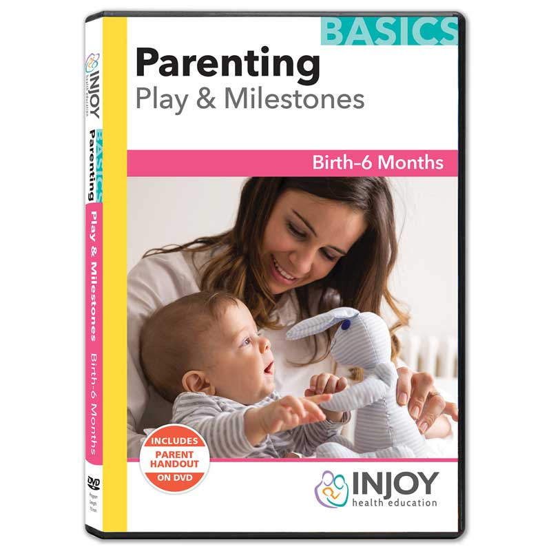 Play and Milestones DVD birth - 6 months