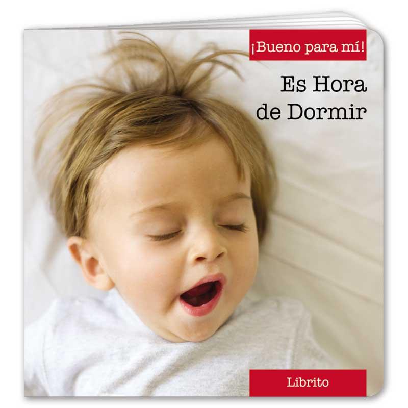 It's Bedtime Little Book - Spanish