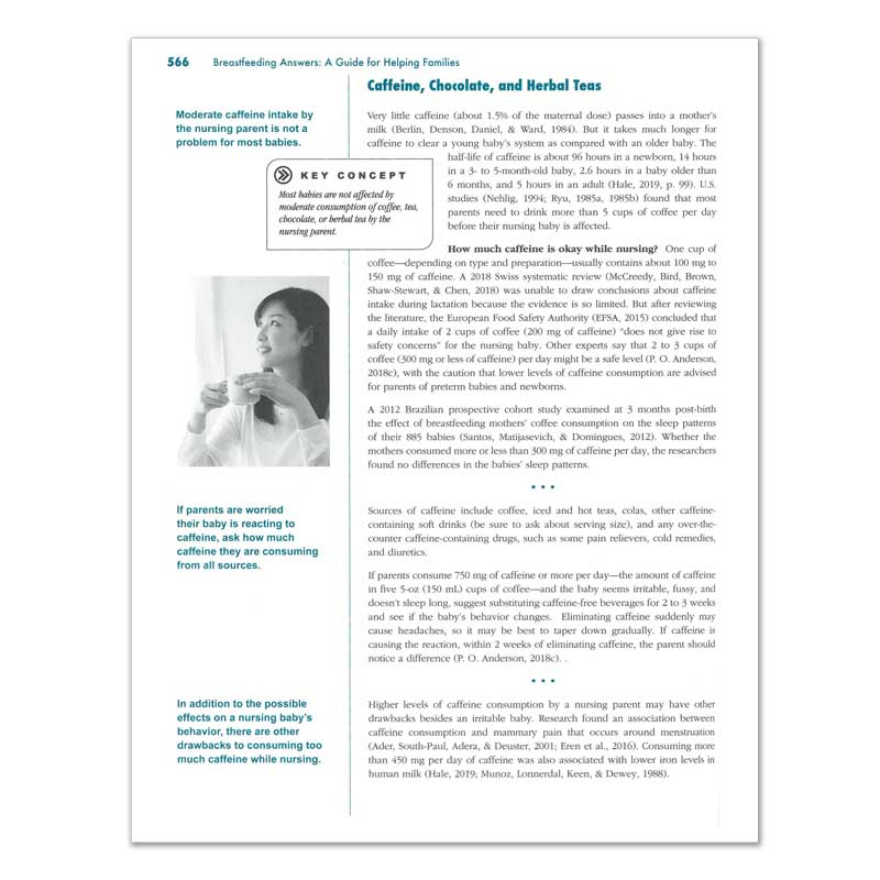 Breastfeeding Answers a Guide for Helping Families