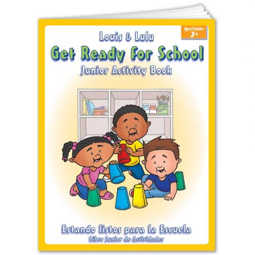 Get Ready for School Junior Activity Book