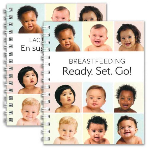 Breastfeeding Ready.Set.Go! Pocket Guide