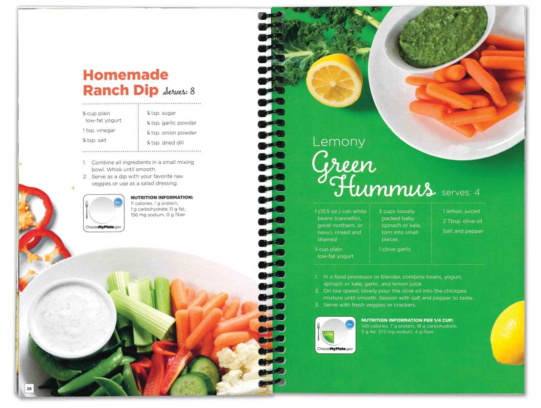 MyPlate Super Simple Cookbook