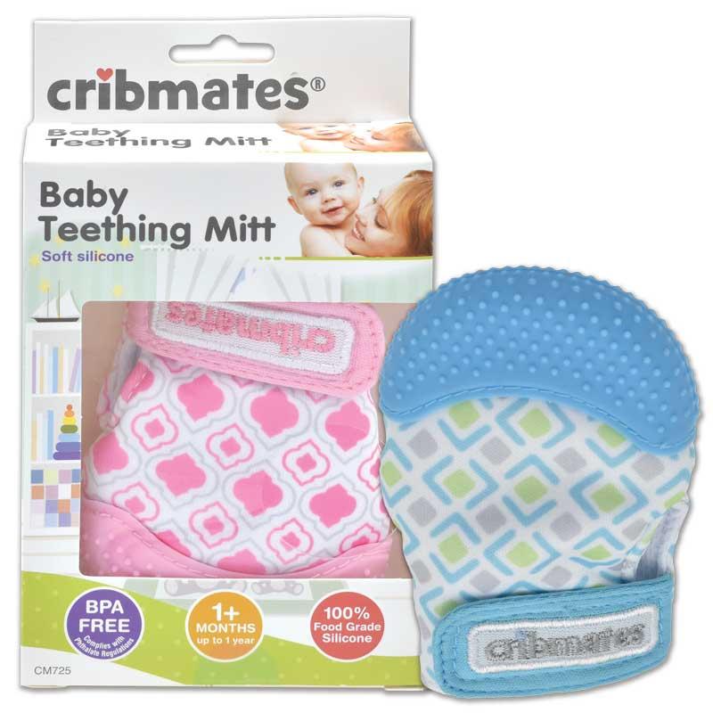 Baby Teething Mitt
