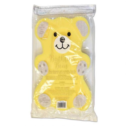Bathtime Bear Baby Bath Sponge