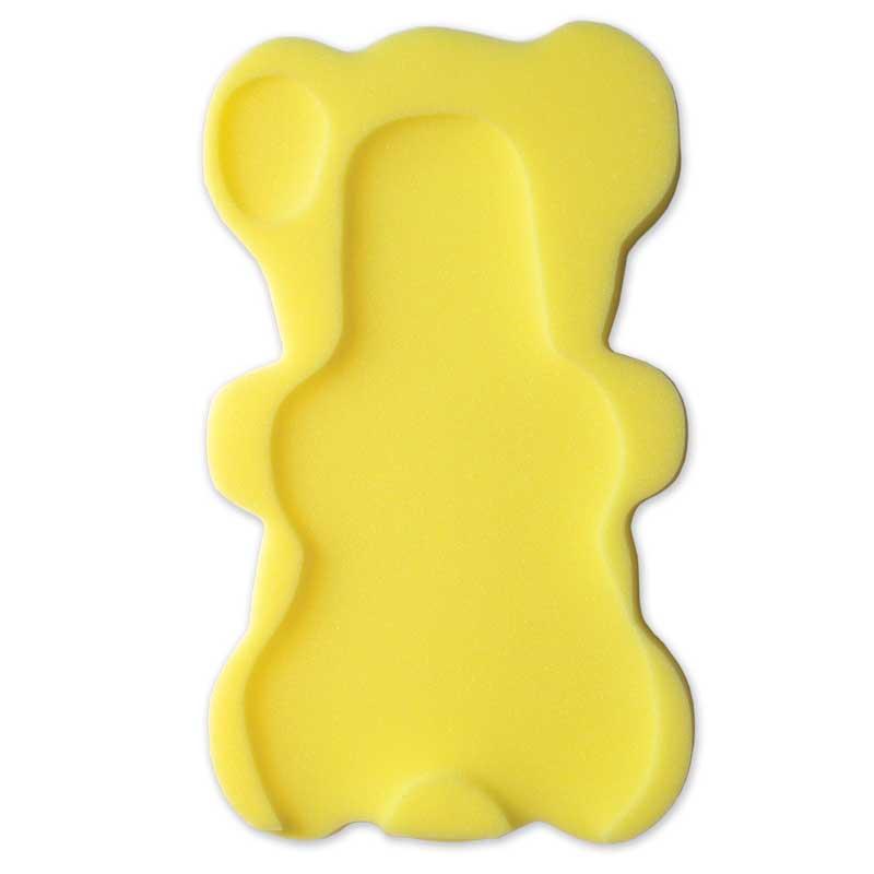 Bathtime Bear Baby Bath Sponge