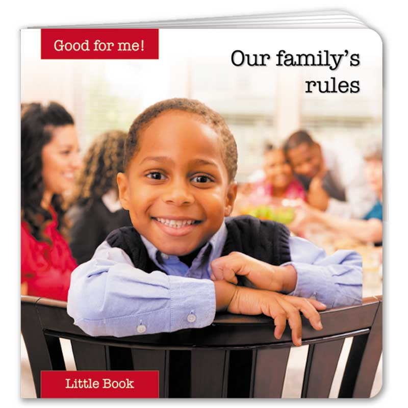 My Family's Rules Little Book