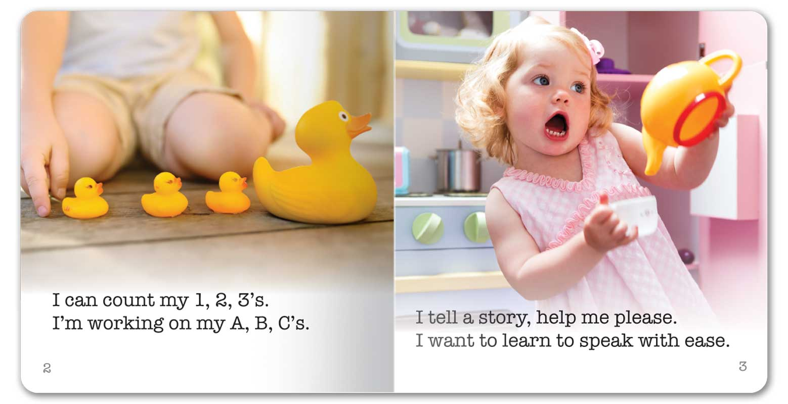 Skills for Preschool Little Book