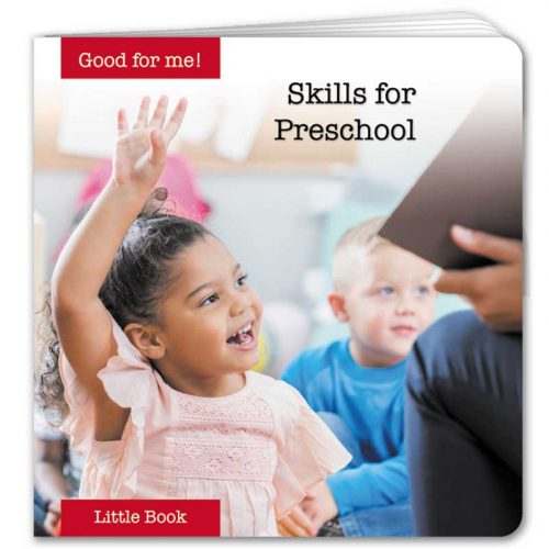 Skills for Preschool Little Book