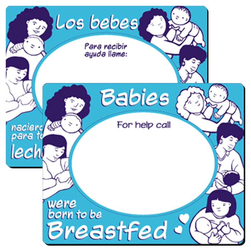 Born to be Breastfed magnet