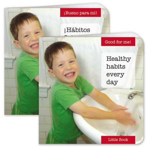 Healthy Habits Every Day little book