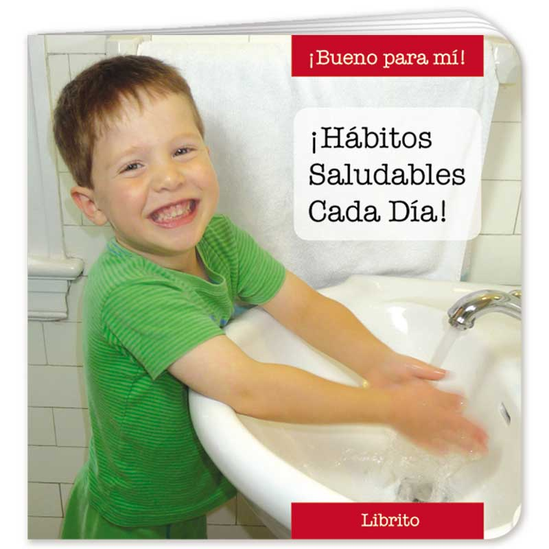 Healthy Habits Every Day little book - Spanish