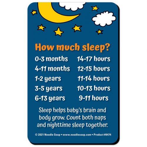 How much sleep magnet